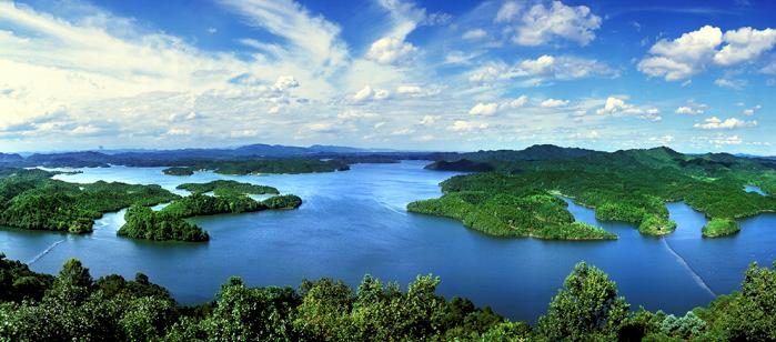 【全景图片】中国风景名胜区摄影大赛三等奖《仙女湖
